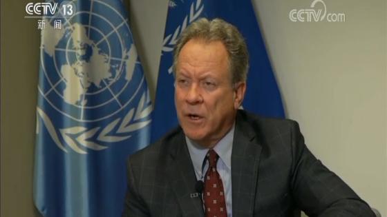 △联合国世界粮食计划署执行干事 戴维・比斯利