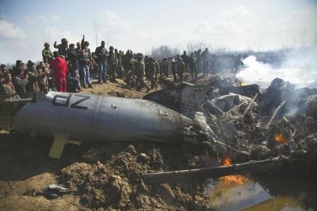 克什米尔再起波澜 巴基斯坦谴责印度战机入侵领空