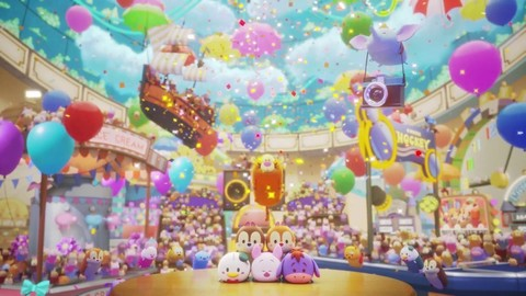 Fami通上周游戲銷量公布 《迪士尼松松嘉年華》登頂