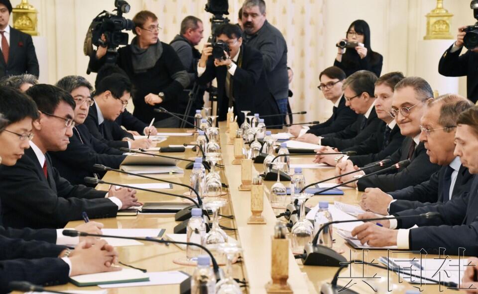 日媒:俄方要求日本修正史�^ 安倍面�R�D�y抉��