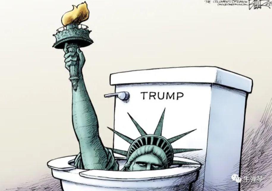 特朗普透露了一个国家机密