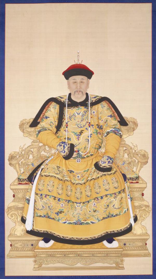 雍正帝登基后,对宫中防火事宜抓得很紧。故宫博物院官网 图