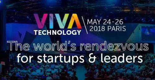 微软加速器明星企业码隆科技、天正聚合亮相2018Viva Tech
