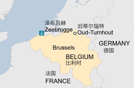 英国惨案后 比利时卡车接连截获32人