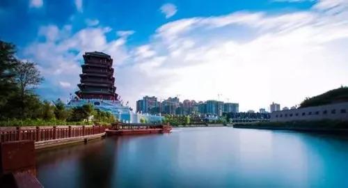 《最美西安》 | 漢城湖的美景不容錯過 我們繼續前行圖片