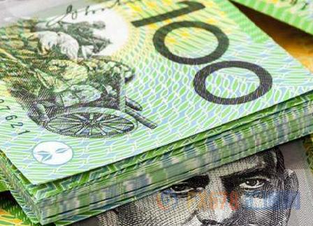 27年来无衰退!澳洲一季度GDP大好,澳元怒彪欲破近八周高位澳元