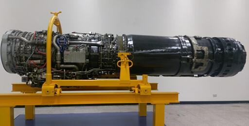 台湾为在岛内拼装F-5E,从美国进口了大量的J85-GE-21C发动机