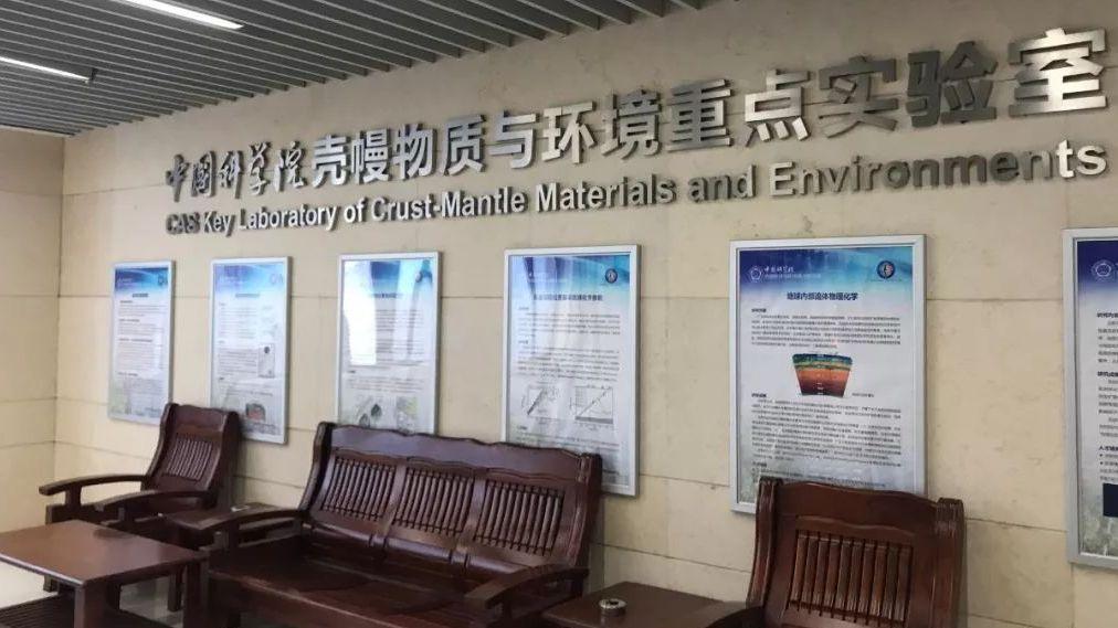 刘春杨所在的实验室。新京报记者周小琪 摄