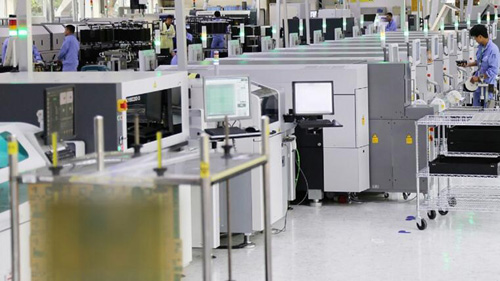 投资5亿瑞典克朗 爱立信南京自动化智能工厂投入运行