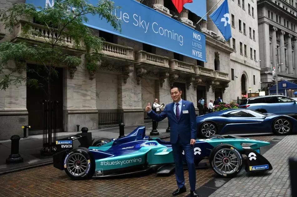 刘强东花10秒就决定投资的电动车刚刚在美国上市了 刘强 新浪财经 新浪网
