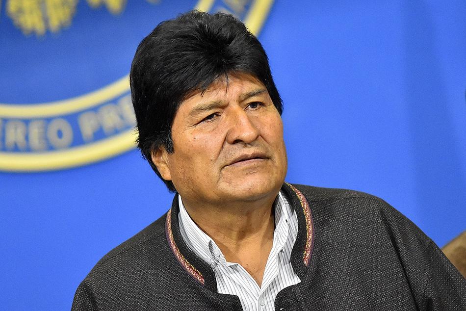 玻利维亚警方将逮捕莫拉莱斯 墨西哥愿提供庇护_意大利新闻_意大利中文网
