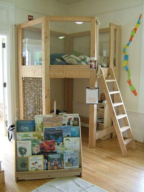 双胞胎家庭的游戏区设计方案,看看哪个适合你家?
