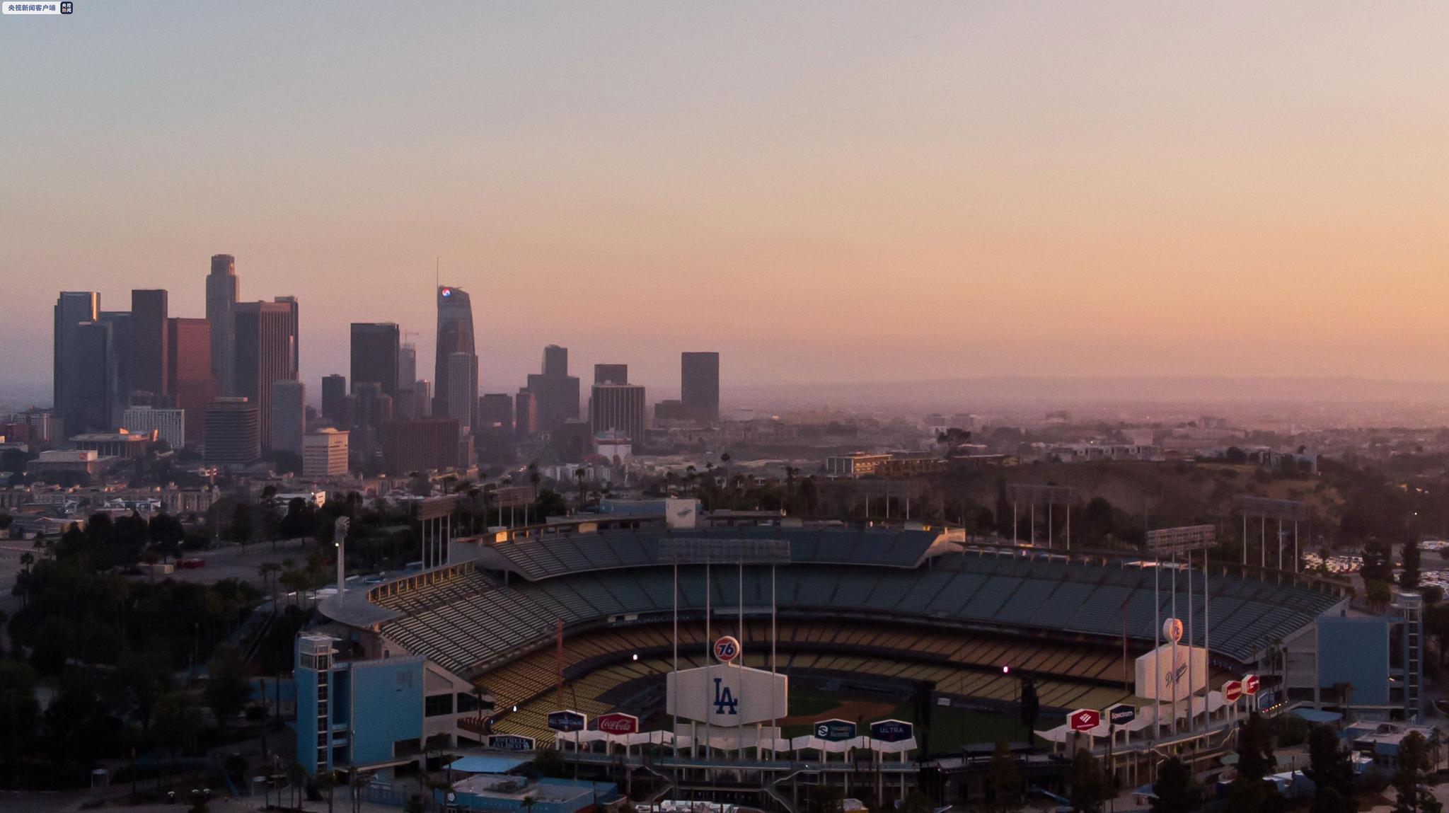 美国加州州长:计划6月在全州范围内重启体育赛事