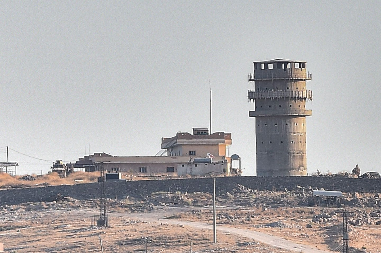 美军官:土耳其故意炮击美哨所 欲将美军赶出边境