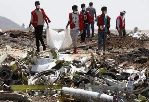 印尼獅航空難報告:客機設計缺陷飛行員失誤是主因