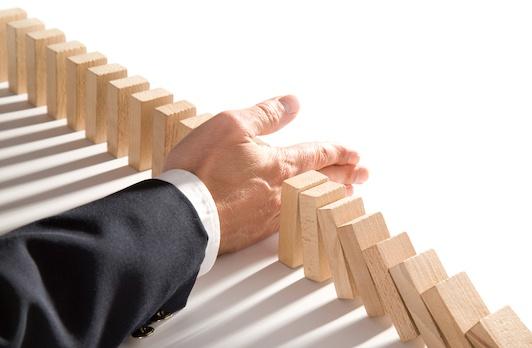 输入病例风险逐步增高该如何应对?