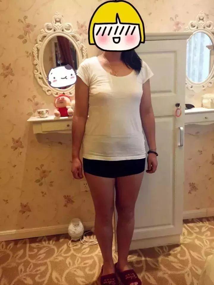 夏天女生1個月瘦10斤很容易嗎?杭城100斤以上女生必看圖片