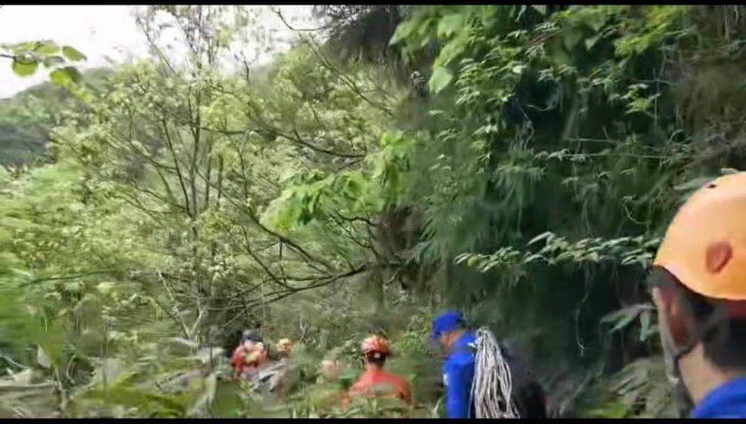蓝天救援队队员:天门山翼装飞行失联女大学生已去世