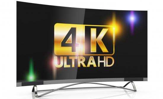 4K超高清是目前主流液晶标准