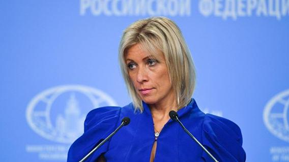 蓬佩奥称克里米亚应重回乌 俄外交部发言人回击
