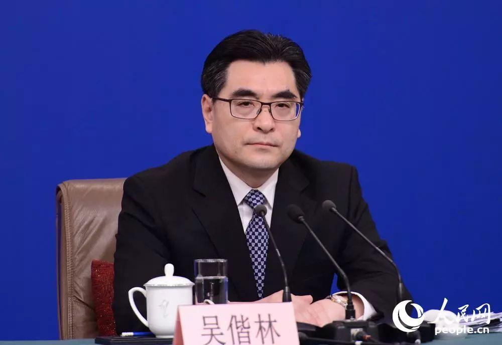 福建省高级人民法院院长吴偕林 张启川 摄