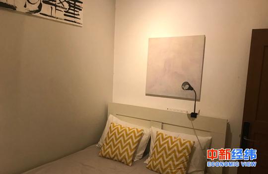 ▲出租房 中新经纬 薛宇飞 摄