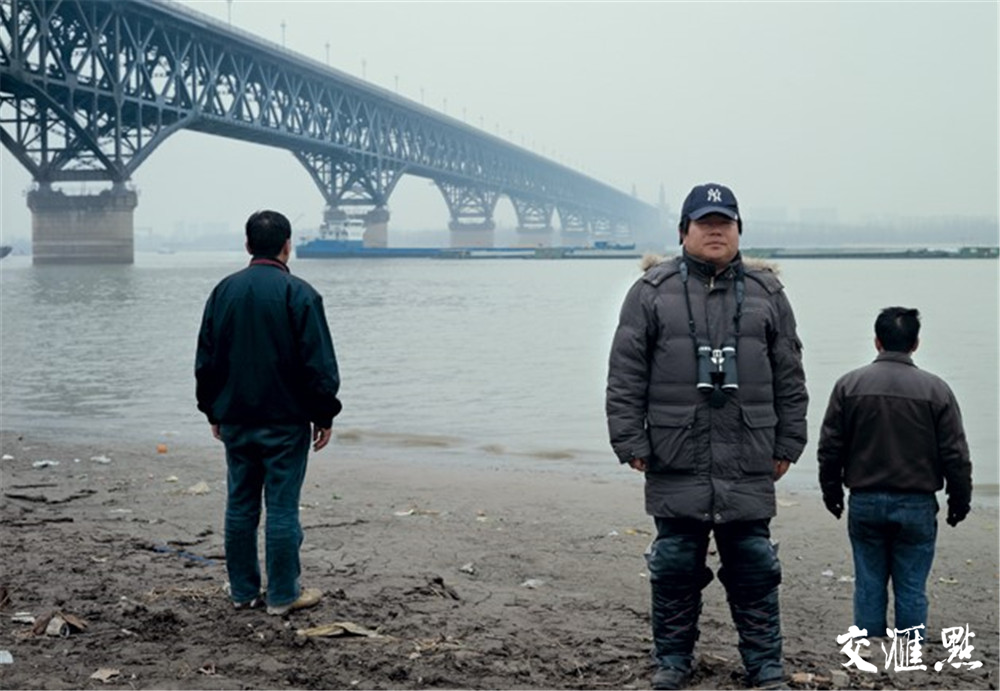 长江上的生命守看者——陈思(图片由Song Chao挑供