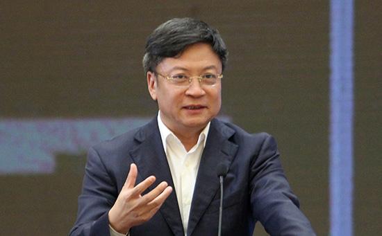 融创中国董事长孙宏斌。视觉中国 资料图