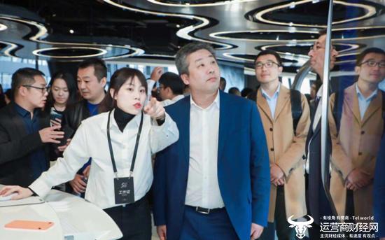 SOHO中国5G实验室迎来首个开放日,多家入驻厂...