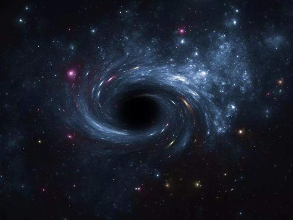 ▲资料图片:多年来,天文学家一直认为,黑洞的质量必须至少是太阳的5倍。(英国《独立报》网站)
