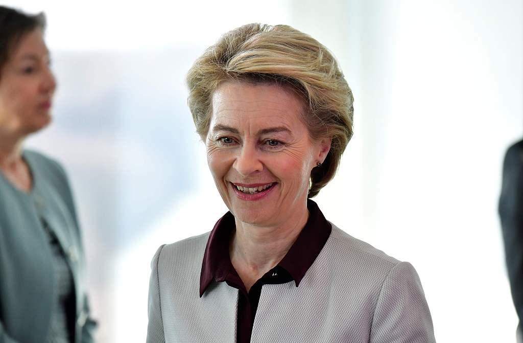 欧盟下届领导人选出炉 德国女防长被提名欧委会主席