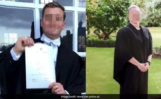 杰克·梅里特(左)与萨斯基亚·琼斯生前照片,图自英国警方