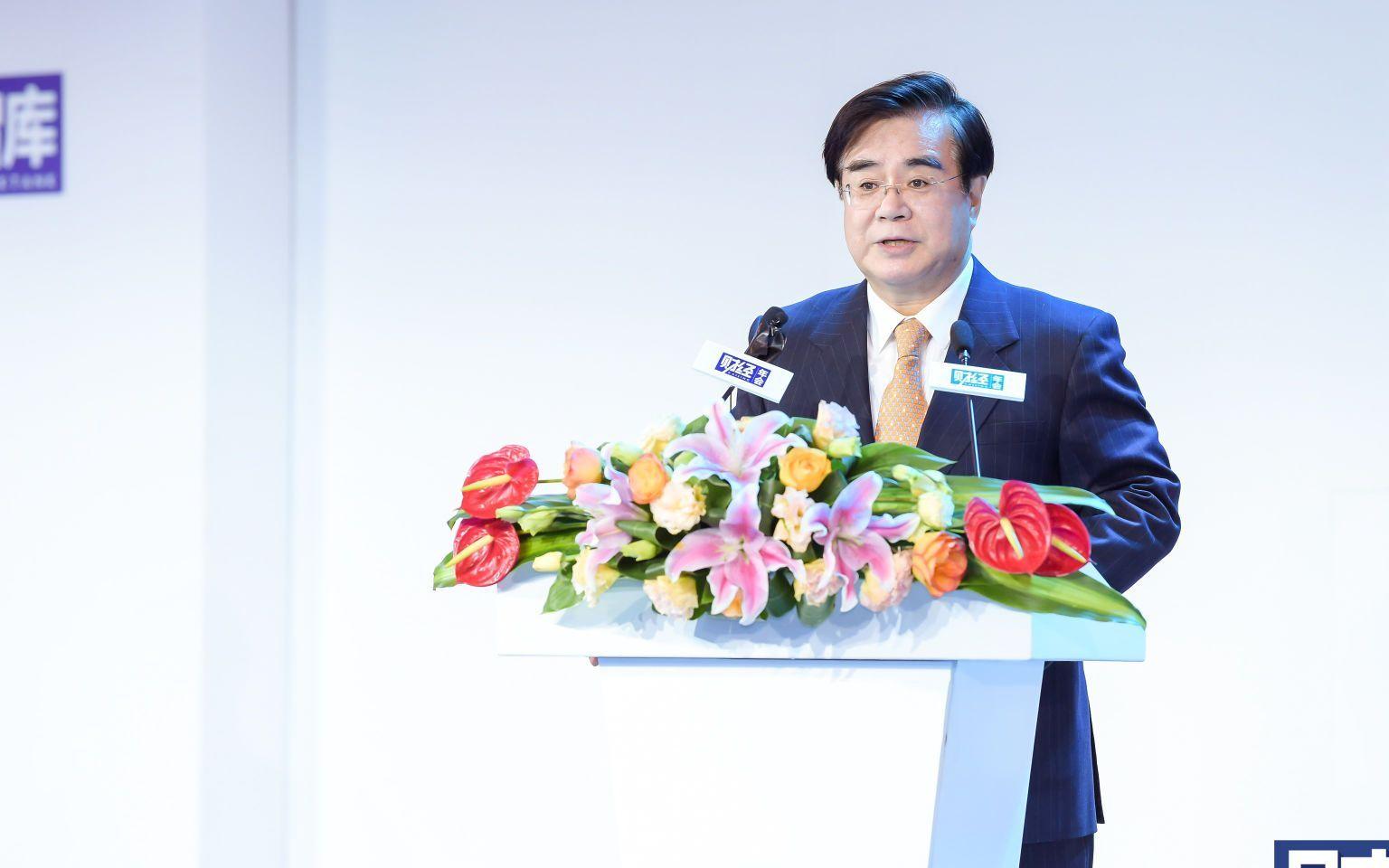 网联总裁董俊峰:发挥网联在创新支付体系中的作用