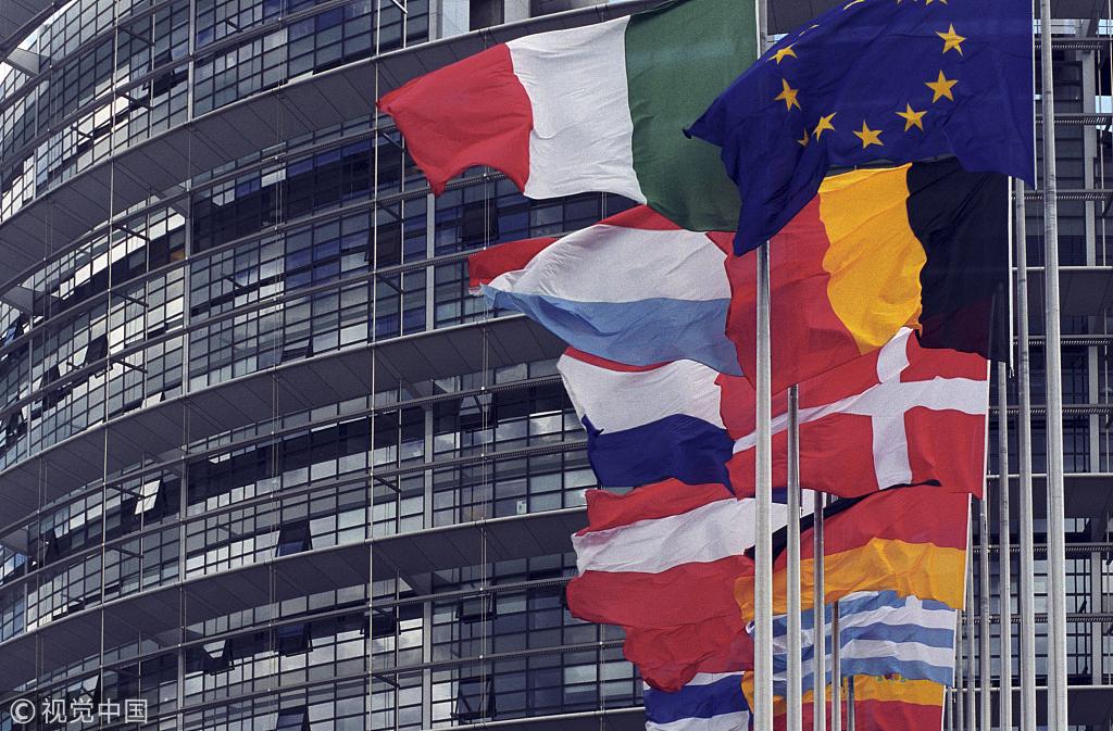 本文作者认为欧盟衰亡的题目在于自身内部