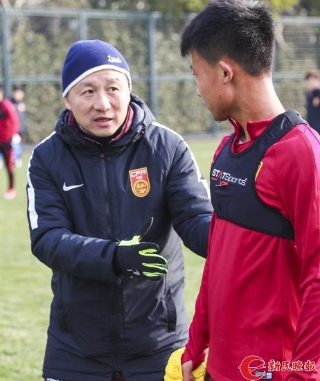 新任U19国青队主教练成耀东:仍在守望和等待