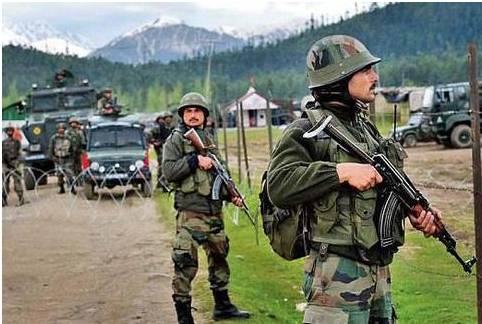 印度新德里12月天气_印军回应中国士兵部署洞朗:已准备好应对任何危害|克里希纳 ...