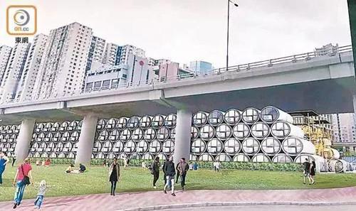 """香港街�^�F""""水管屋"""",11平能住2人,�аb修只要10�f"""