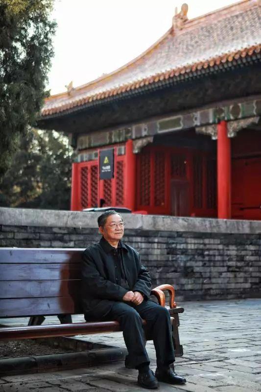 2008年退休后,梁金生被故宫返聘。新京报记者王嘉宁 摄