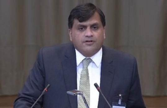 巴基斯坦外交部发言人穆罕默德·费萨尔。资料图