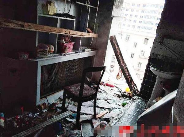 发生爆炸的房间。本文图均来自网络