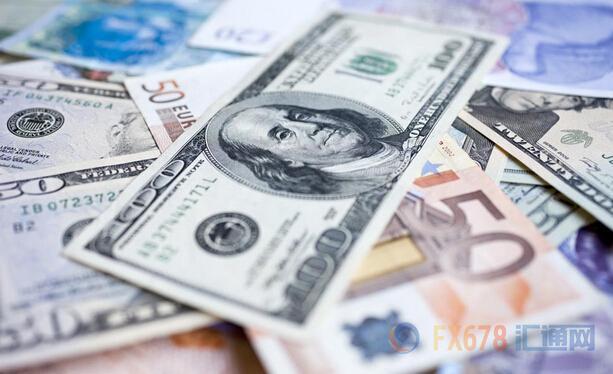 乐观情绪助推美指走高,欧元兑美元跌幅扩大逾百点欧元兑美元