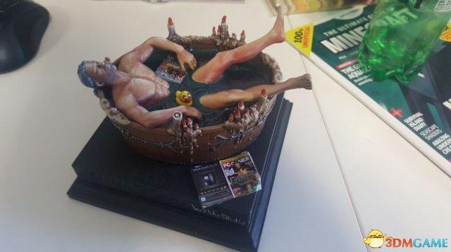 妻子给丈夫做个巫师3杰洛特洗澡蛋糕 尺度更大 自媒体 新浪游戏 新浪网