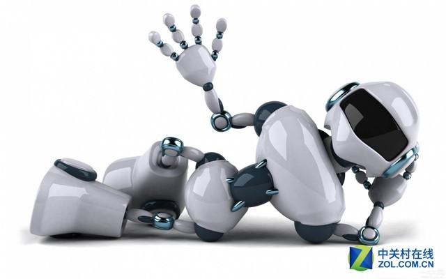 智能机器人_人工智能机器人(图片来源:bing)