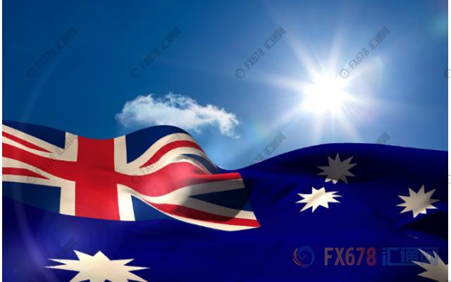 澳大利亚疲弱GDP遇政治风险双重打击,澳元大跌近50点澳元