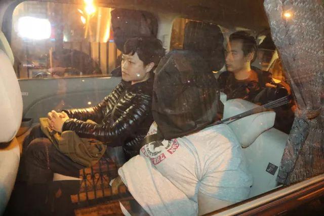 """香港警方拘捕一名女子,涉嫌企图在大埔车祸中""""发死人财"""" (图来自大公报)"""