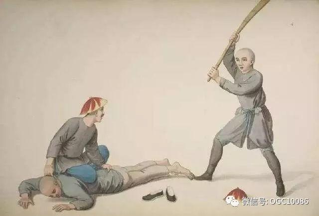 欧洲女人逼的种类_古欧洲刑罚:逼囚犯吃下一大桶饭,然后堵住肛门,让其胀