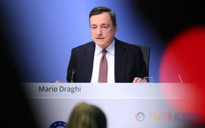 欧银明年秋天有望加息,但意大利危机或打乱德拉基的计划