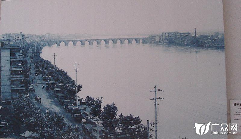 金华照片_【四十年 四十人】老金华 老时光 灰白照片里的城市记忆
