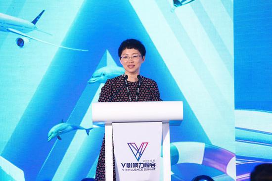 微博高档副总裁 王雅娟