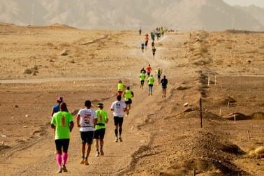 埃拉特國際馬拉松將拉開帷幕,重走歷史之路(圖片來源:以色列國家旅游部)